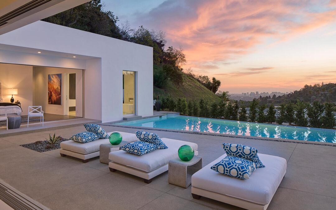 Mid Century Modern, Beverly Hills