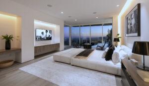 Los Angeles interior design